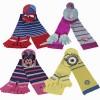 Шапочки, шарфики, рукавички